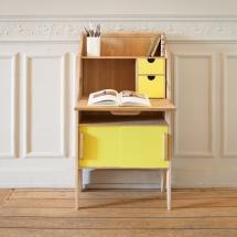 045020 - Origami Secretary - yellow (2)