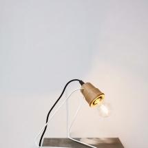 26124 UP Wattman lamp - white