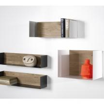 U-shelves