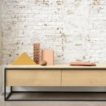 26878 Monolit TV cupboard - Oak